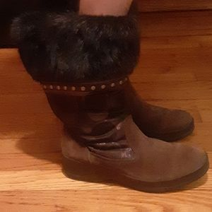Coach Lesly boots